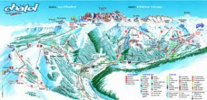 Location Ski Chatel